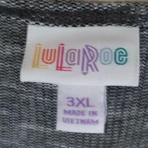 LuLaRoe Tops - Lularoe Irma Hi Low Heather Grey Top